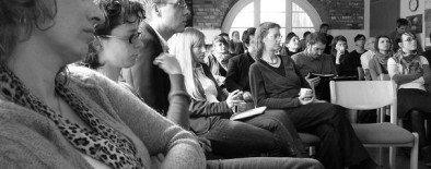 Teilnehmer beim stARTcamp Dresden 2011