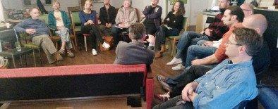 Crowdfunding Treff im Hole of Fame Dresden