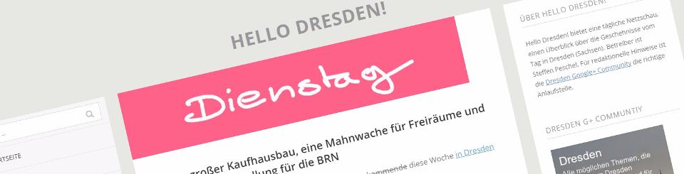 Screenshot HelloDD.de