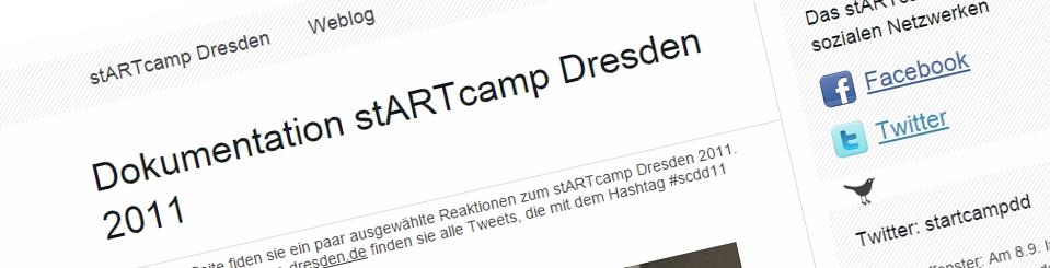 stARTcamp Dresden