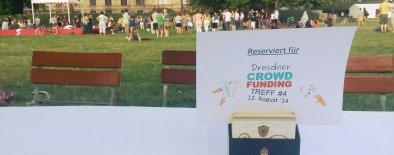 Crowdfunding Treff Dresden