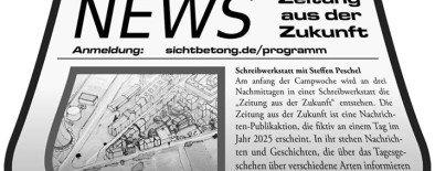 Sichtbetong ZadZ Workshop