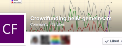 Facebook Page Crowdfunding