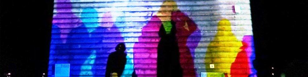 lichtsicht projektions-biennale